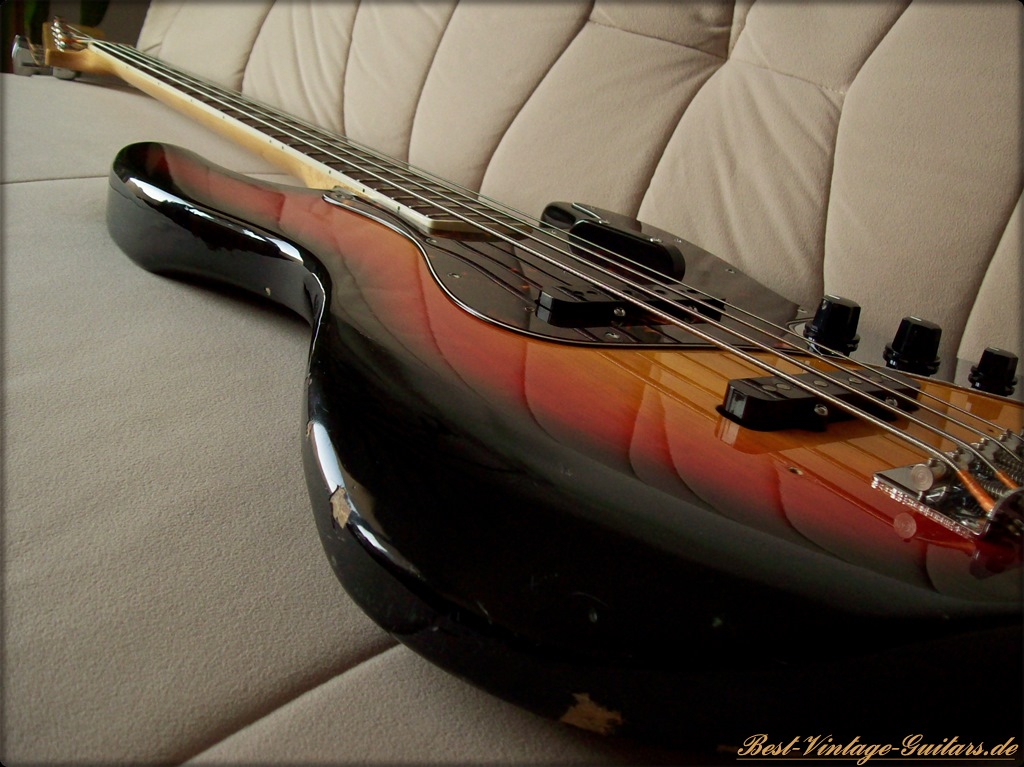 best vintage guitars aspen jazz bass. Black Bedroom Furniture Sets. Home Design Ideas